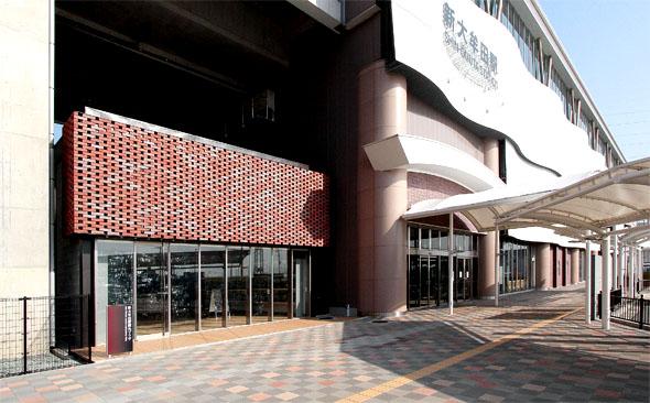 新大牟田駅観光プラザ