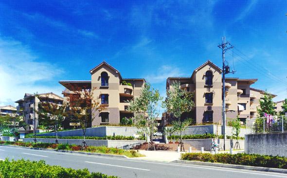 多层集合住宅设计